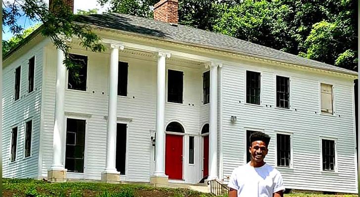 Un joven compra la casa construída por sus antepasados como esclavos: su venganza contra el racismo