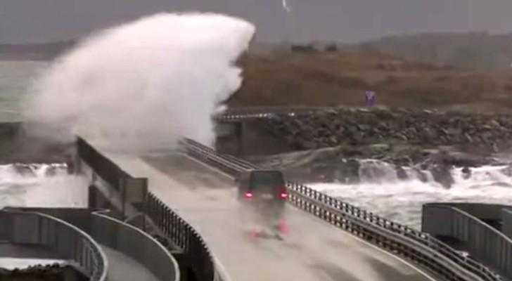 Eine der gefährlichsten Straßen der Welt