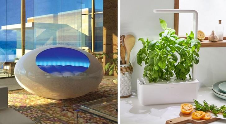 10 intelligente Designobjekte für Ihr Zuhause, von denen Sie noch nicht wussten, dass Sie sie haben wollen