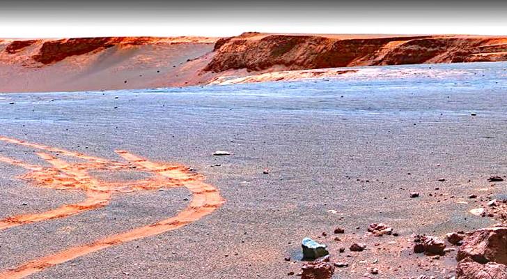 Ein Video zeigt zum ersten Mal überhaupt die Landschaften des Mars in 4K: die Bilder sind atemberaubend