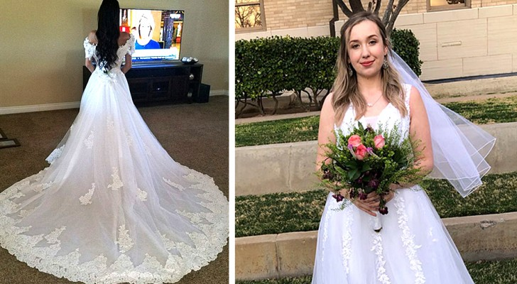 Cheap weddings: 11 brides who bought wonderful dresses without spending a fortune
