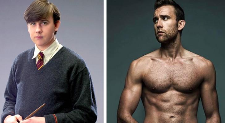 10 Fotos berühmter Persönlichkeiten, die von hässlichen Entlein zu schönen Schwänen geworden sind