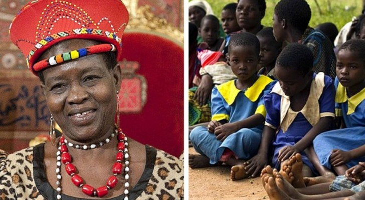 Woman frees over 1,500 child brides and sends them to school to earn an education