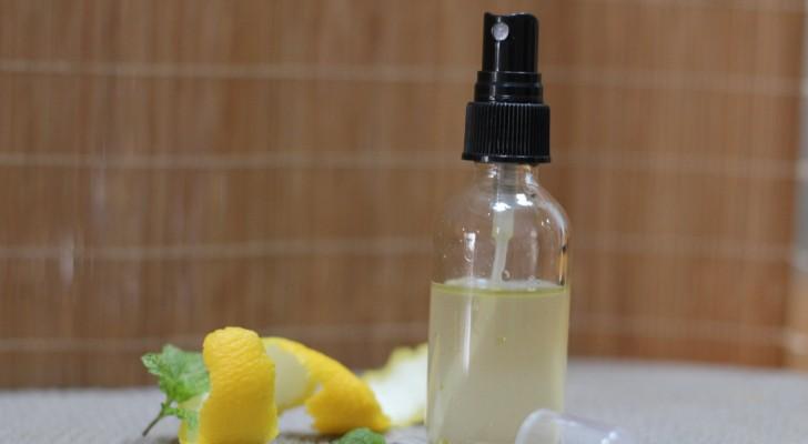Il metodo semplice ed alternativo per preparare in casa un efficace olio essenziale di limone