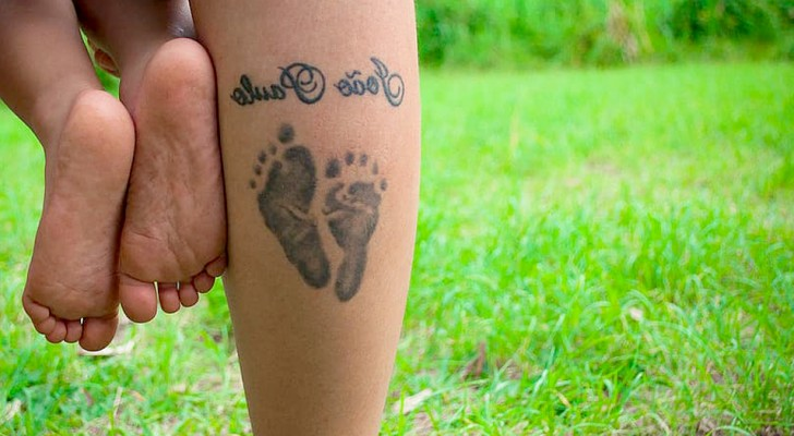 Mom goes on a rampage when she finds out that her sister-in-law has tattooed her children's initials without her knowledge