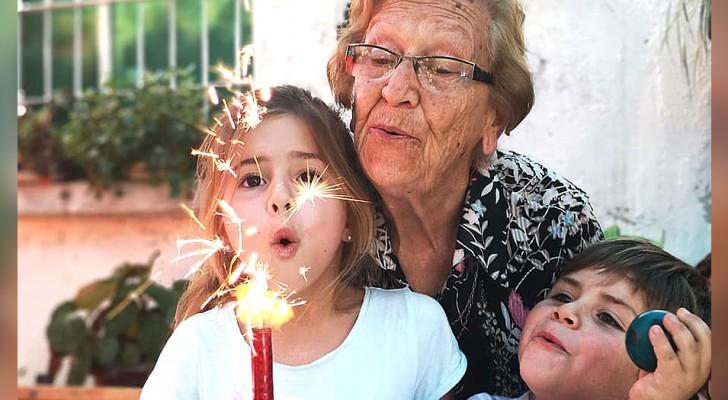 Confidenti, sagge e piene d'amore: tutti i motivi per cui le nonne sono delle vere