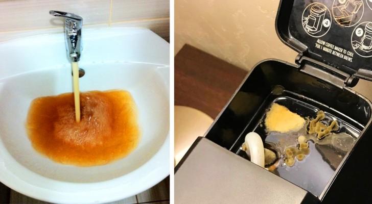 Hotels zum Vergessen: 14 Fotos zeigen die ekligsten Details in Hotelzimmern