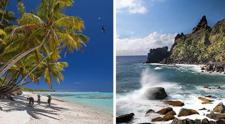 Die Pitcairn-Inseln sind einer der entlegensten und unerreichbarsten Orte der Erde: ein Paradies mit nur 50 Einwohnern