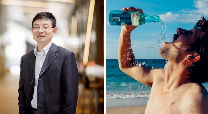 Une équipe de scientifiques a créé un composé photosensible qui transforme l'eau salée en eau potable