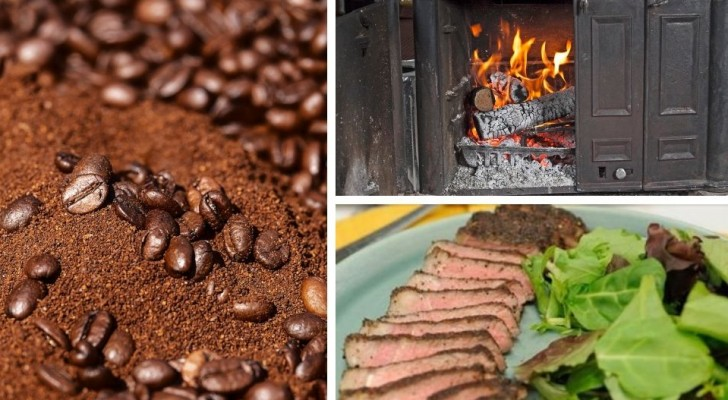 6 utilizzi alternativi dei fondi di caffè che possono risolvere tanti piccoli problemi casalinghi