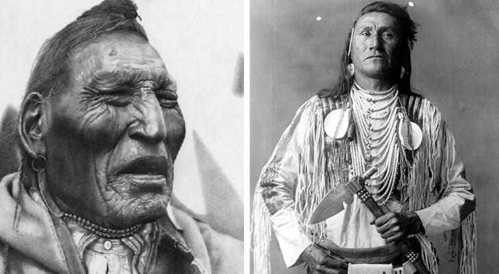 20 foto in bianco e nero dei Nativi Americani testimoniano tutta la bellezza di una cultura ormai lontana