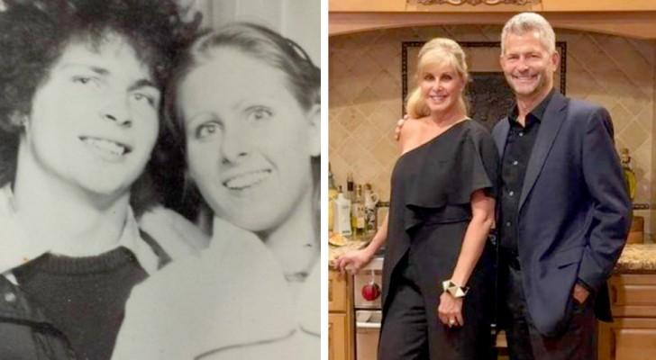 13 foto's die laten zien hoe de liefde tussen twee mensen altijd het verstrijken van de tijd weerstaat