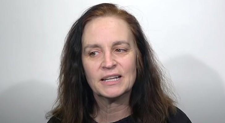 Esta mulher surpreendeu seu marido mudando a cor e o corte de cabelo e exibindo um visual totalmente novo