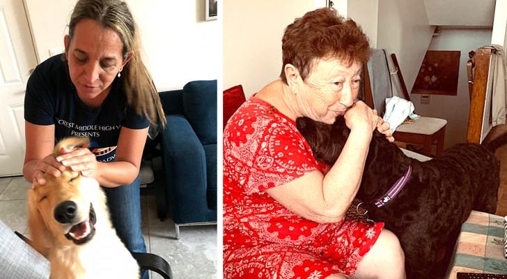 11 Mütter, die absolut keine Tiere im Haus haben wollten, sie jetzt aber nicht mehr missen können