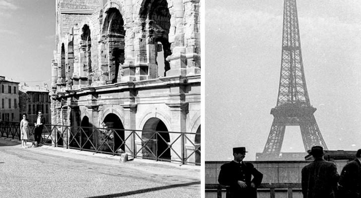 Er erbt die alten Fotos seines Großvaters und veröffentlicht sie: Die Aufnahmen haben den ganzen Charme vergangener Zeiten