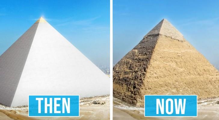 Un site a reconstitué numériquement les 7 merveilles du monde à l'endroit où elles se trouvaient dans les temps anciens