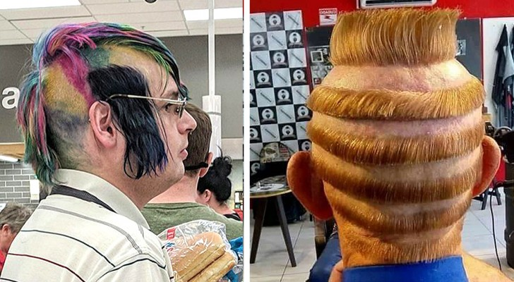 17 hairstyles so extravagant that people couldn't help but immortalize them