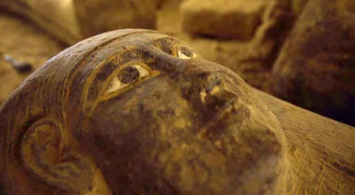 In Ägypten wurden 13 intakte Sarkophage gefunden: das letzte Mal wurden sie vor mehr als 2.500 Jahren geöffnet