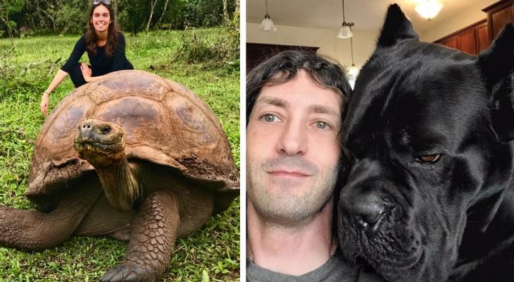 16 fois où la nature s'est amusée à nous surprendre avec des animaux aux dimensions gigantesques