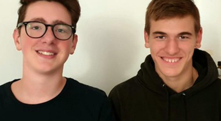Due ragazzi trovano un portafogli con 1.840 euro e lo restituiscono: