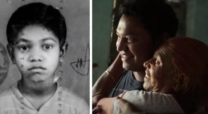 L'avvincente storia di un bambino che si è perso e che ha ritrovato la sua famiglia biologica 25 anni dopo