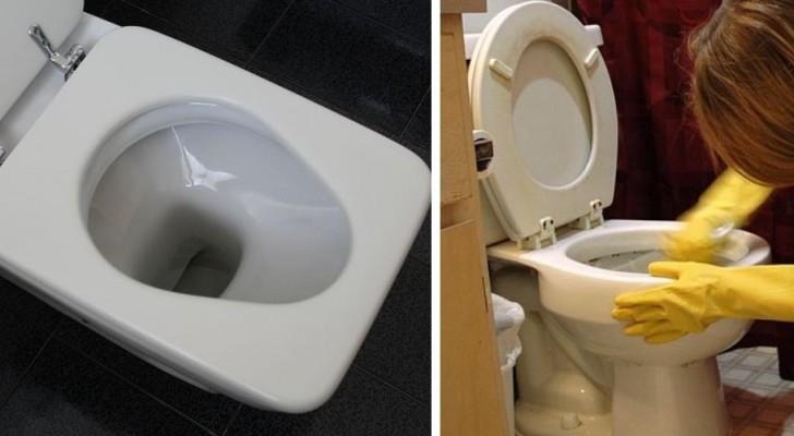 I metodi fai-da-te utili e casalinghi per pulire il WC in modo efficace ed economico