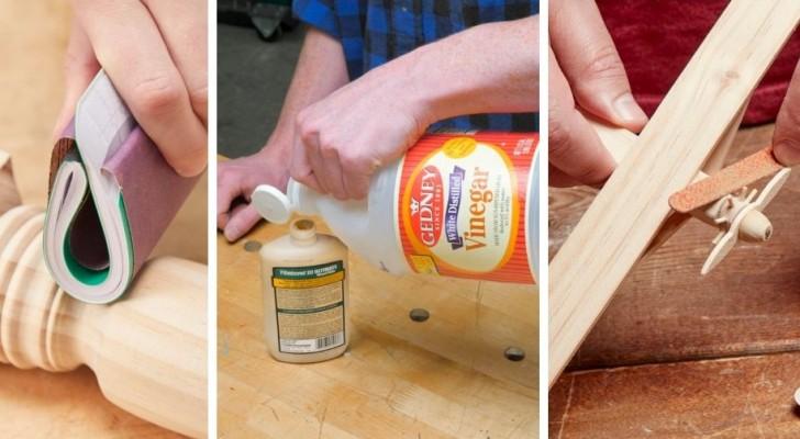 17 consigli utilissimi per eseguire i lavori di falegnameria fai-da-te in modo più semplice