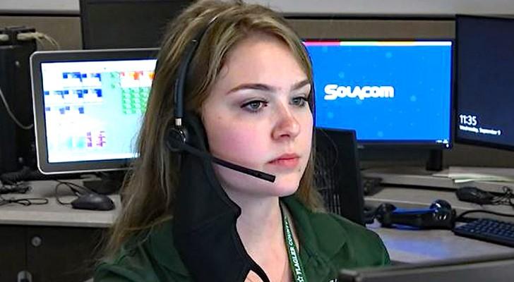 Den här växeloperatören för 911 hjälpte till att rädda livet både på ett barn och en äldre man på bara en timme