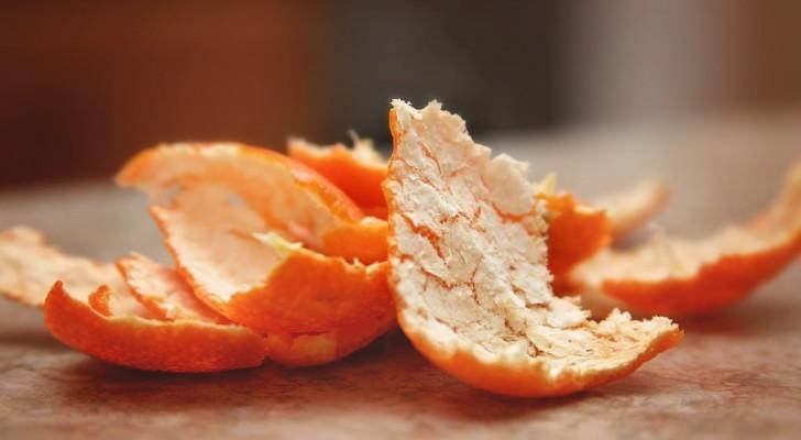 3 ottime ragioni per non buttar via le scorze d'arancia e impiegarle in tanti modi alternativi