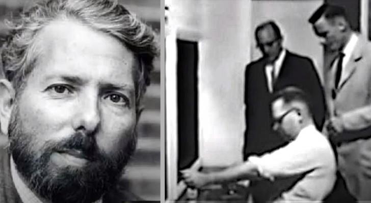L'homme peut faire beaucoup de mal à son prochain, ne serait-ce qu'en suivant des ordres : l'expérience troublante de Milgram