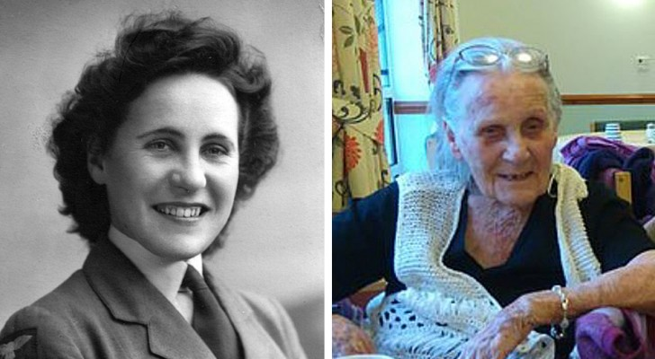 At 99, she has survived an attempted murder, cancer and a plane crash: now she has also beaten Covid