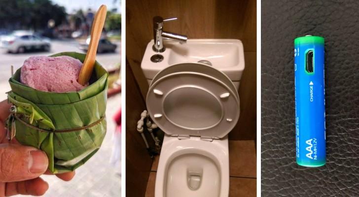 10 geniale grüne Erfindungen, die die Umwelt dringend brauchte