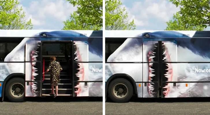15 bus con delle campagne pubblicitarie troppo creative e divertenti per non essere notate