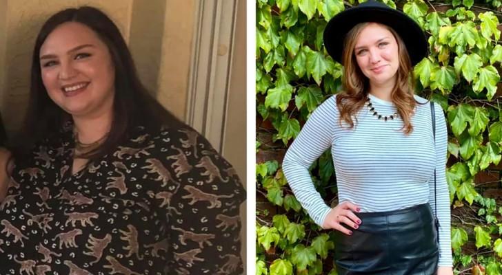 20 persone che sono riuscite a perdere tantissimi chili, cambiando completamente le proprie vite