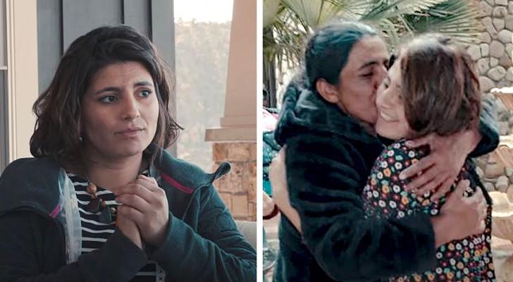 Elle a été kidnappée et vendue aussitôt après sa naissance : après 25 ans, elle parvient à embrasser ses vrais parents
