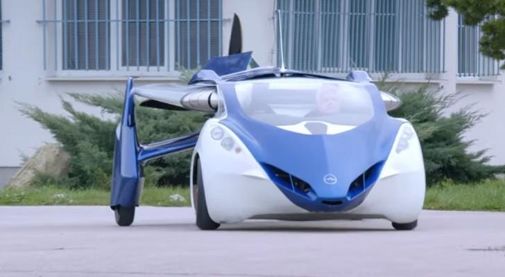 Basta poco per capire che questa automobile può diventare il sogno di tutti