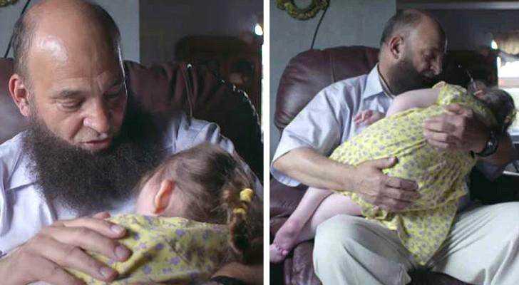 Um viúvo com câncer adota crianças em estado terminal para cuidar delas nos seus últimos dias de vida