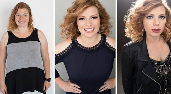 Una fotografa aiuta donne di ogni età a rimodellare il proprio look, ritraendole come fossero delle celebrità