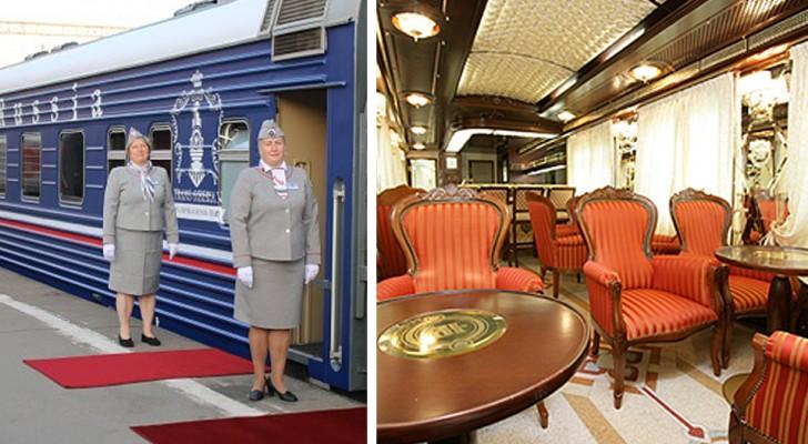 Questo treno è un hotel super-lussuoso su rotaie: una suite può costare oltre 12.000 euro