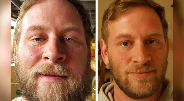 19 foto di persone che hanno deciso di smettere di bere e sono rinate all'insegna del benessere