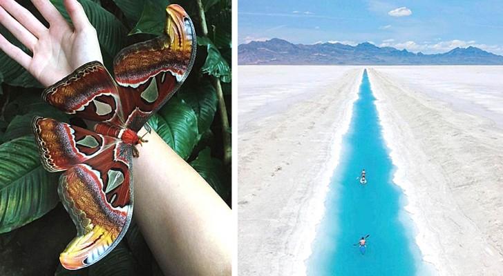 18 immagini mozzafiato mostrano alla perfezione che la natura sa sempre stupirci con effetti speciali