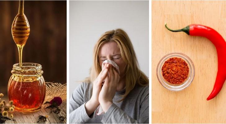 Lo sciroppo fai-da-te 100% naturale da preparare in casa per alleviare i sintomi della sinusite