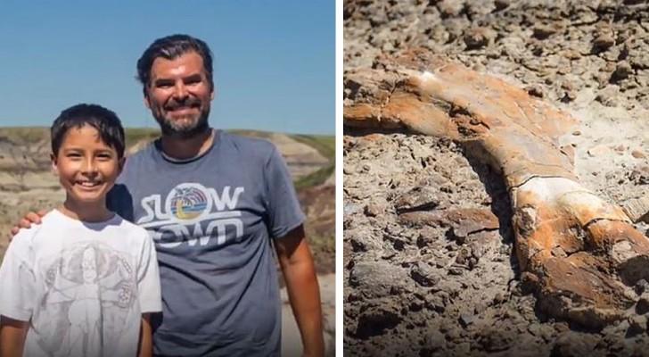 Dieser 12-jährige Junge entdeckte versehentlich ein 69 Millionen Jahre altes Dinosaurierskelett