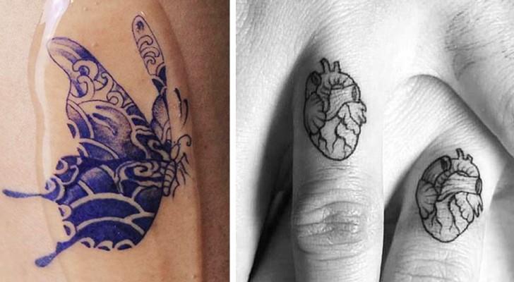 15 tatuaggi piccoli e discreti per chi vuole essere alla moda senza rinunciare all'eleganza
