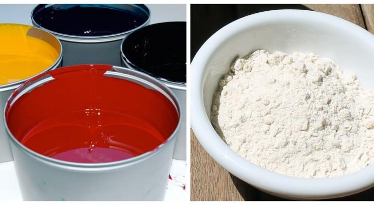 Il metodo fai-da-te 100% naturale per preparare una vernice per il legno con la farina