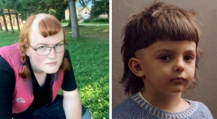 17 personer som borde byta frisör