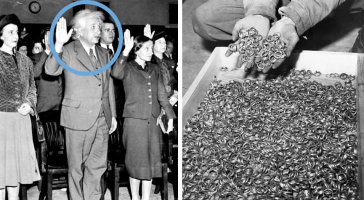12 fotografie in bianco e nero che ci mostrano dettagli dimenticati di alcuni eventi storici ben noti