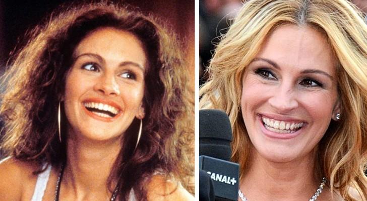 12 kända kvinnor som inte verkar ha åldrats trots årens gång