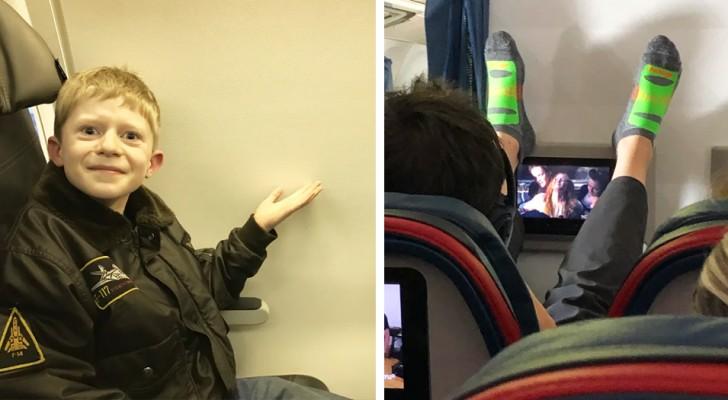 18 situaties in het vliegtuig die zo irritant waren dat iedereen er meteen uit zou willen stappen