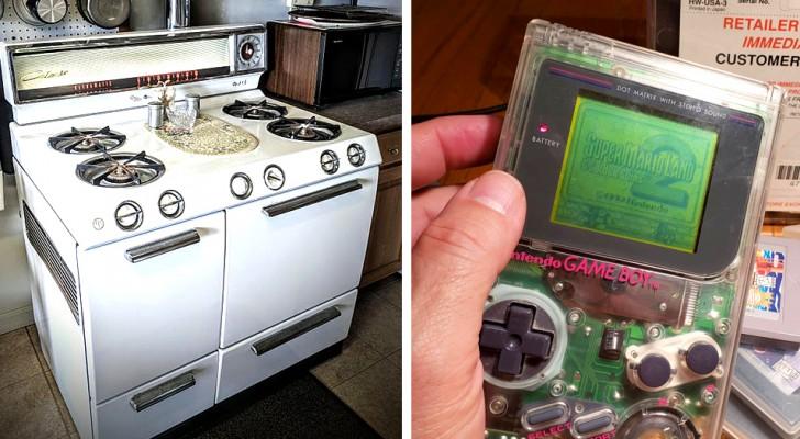 17 gamla objekt som fortfarande fungerar som nya